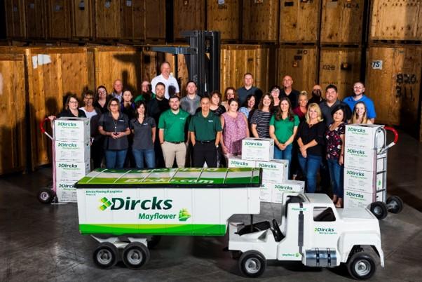 Dircks team members