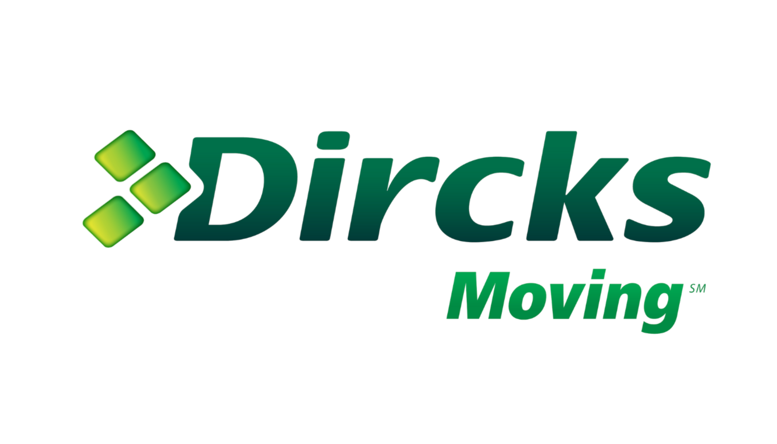 Dircks Moving Logo